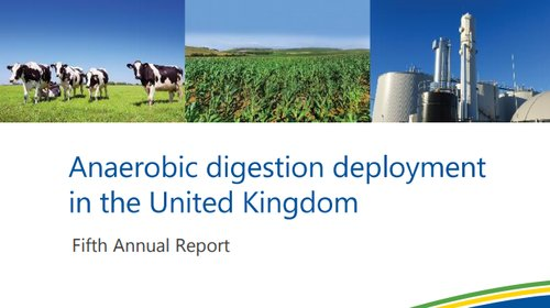Press Release - NNFCC Publishes Annual Anaerobic Digestion Deployment in the UK Report