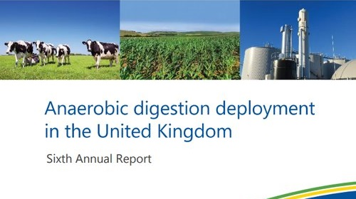 Press Release - NNFCC Publishes 2019 Anaerobic Digestion Deployment in the UK Report